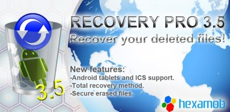 Hexamob Recovery PRO