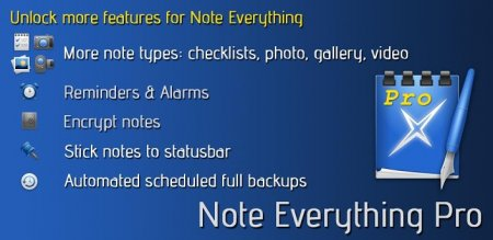 Note Everything Pro
