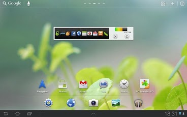GO Launcher HD v.1.12