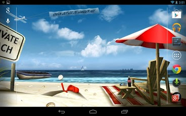 My Beach HD v.1.6