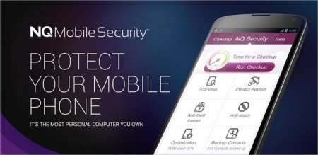 NetQin Security & Anti-virus v.5.2