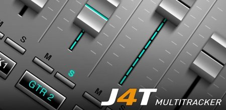 J4T Multitrack Recorder v.3.0