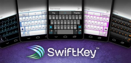 SwiftKey X Keyboard v.3.0.0.244 Beta