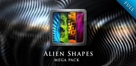 Alien Shapes FULL Mega Pack 1.3